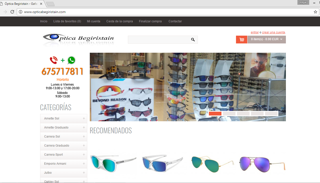 Optica Begiristain